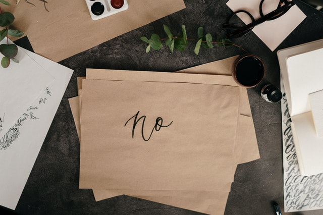 Say no to extra meetings